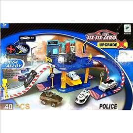 Garaza policijska Set