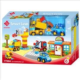 Gradilište set igračka