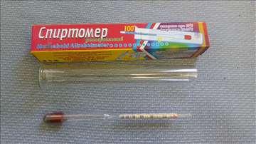 Gradomer-alkometar za merenje jačine rakije, nov