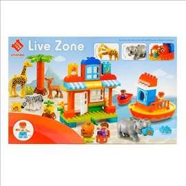 Set kockica Zone Jungle