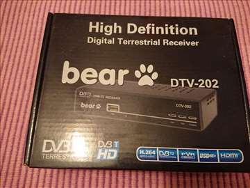 Bear digital receiver NOV!