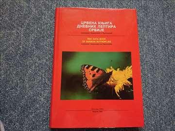Crvena knjiga dnevnih leptira Srbije