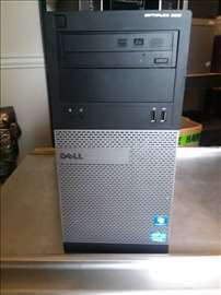 Dell 390 Tower/i3-2120 na 3.3 GHz/4GB DDR3/250GB