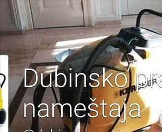 Dubinsko pranje nameštaja i vozila