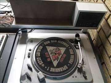 Gramofon radijski