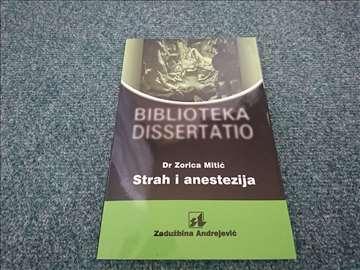 Strah i anestezija - Zorica Mitić