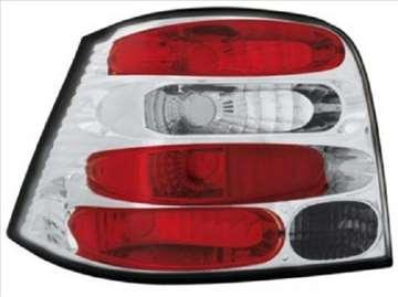 Tuning Stop Svetlo VW Golf 4-Providno Hrom