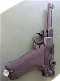 Walther p 38 i Luger p08