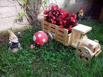 Kamion za cveće i sl.