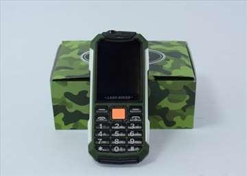 Land Rover mobilni telefon C2 Dual SIM srpski meni