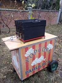 Prodajem aparat za pecenje kestena