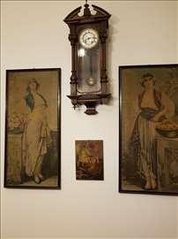 Zidni sat druga polovina 19 veka