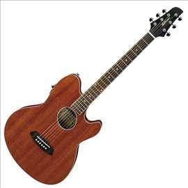 Ibanez TCY 12E-OPN Talman ozvučena akustična gitar