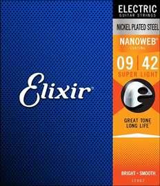 Elixir 12002 / 009-042 nanoweb žice za el.gitaru