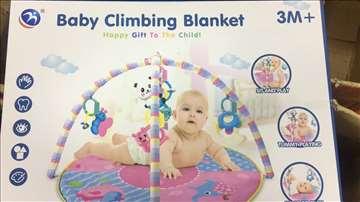 Baby gimnastika - podloga