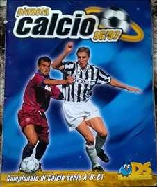 Calcio 96 97, album sa sličicama