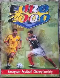 Euro 2000. Original album sa sličicama