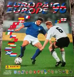 Euro 96 album sa sličicama