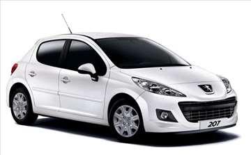 Peugeot 207 polovni auto delovi