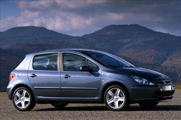 Peugeot 307 auto u delovima