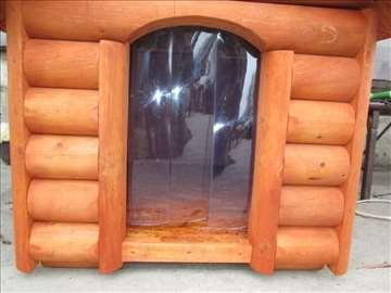 Plastična vrata za kućice za pse