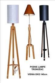 Podna lampa - tronožac