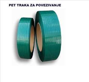 Polietilenska traka za pakovanje PET traka