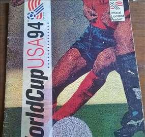 Svetko prvenstvo 1994. ORIGINAL album sa slicicama