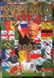 Svetsko prvenstvo 2002. Album sa slicicama.