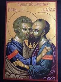 Ikona Sveti Petar i Pavle
