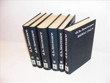 D.H.Lawrence, Odabrana djela,komplet 1-6