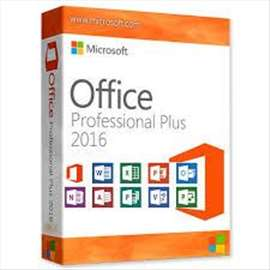 MICROSOFT OFFICE PRO PLUS 2016 na flash disku