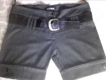 Šorts-ženske kratke pantalone, štof vel.42