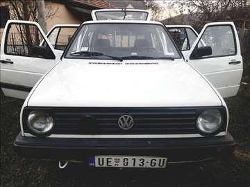 Volkswagen Golf 2 Golf 2 1.6