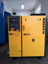 KAESER vijačni 11kW frekventno regulisan 2009.g.