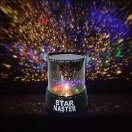 Sobna lampa zvezdano nebo Star Master-sobna lampa