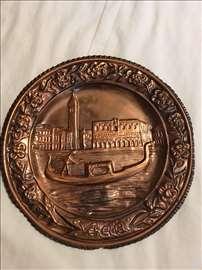 Ukrasni tanjir Venecija