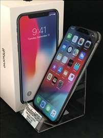 iPhone X 256GB Space Gray Simfree garancija