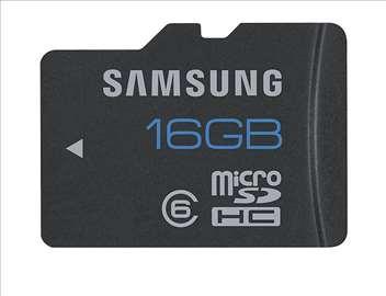 Samsung Micro SD memorijska kartica 16GB