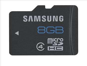 Samsung Micro SD memorijska kartica 8GB