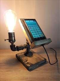 Stona Retro Lampa - Nosac Za Telefon