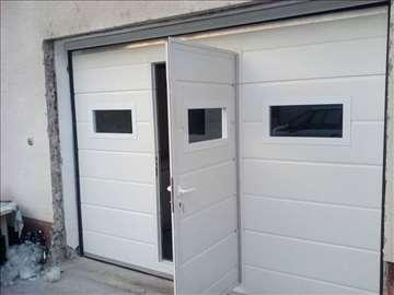 Garažna segmentna vrata