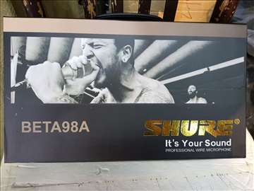 Mikrofon Shure Beta 98A