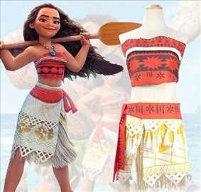 Indijanka kostim Moana