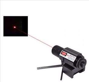 Laser za pušku, pištolj