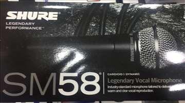 Shure SM58-SE mikrofon
