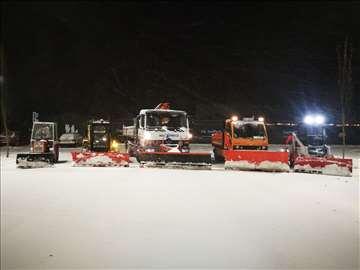 Čišćenje snega, utovar i odvoz