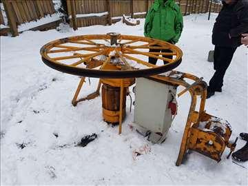 Ski-lift, električni i dizel pogon
