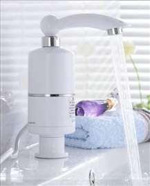 Slavina i protočni bojler za brzo zagrevanje vode