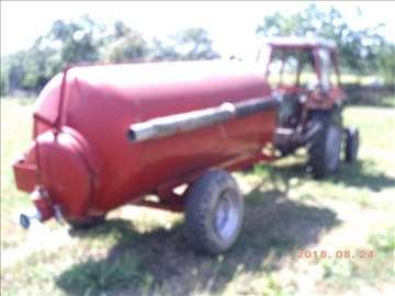 Cisterna 3500l, original fabrička MIK Kavadarci